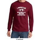 Animal Rescue Long Sleeve Shirt