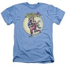 Archer & Armstrong Shirt Carried Away Heather Light Blue T-Shirt