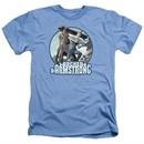 Archer & Armstrong Shirt Smack Down Heather Light Blue T-Shirt