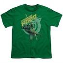 Arrow Shirt Kids Beware Kelly Green T-Shirt