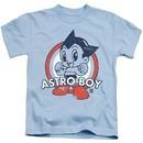 Astro Boy Kids Shirt Target Light Blue T-Shirt