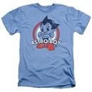 Astro Boy Shirt Target Heather Light Blue T-Shirt