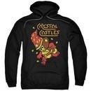 Atari Hoodie Crystal Bear Black Sweatshirt Hoody