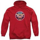 Atari Hoodie Yars Revenge Patch Red Sweatshirt Hoody