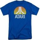 Atari Shirt Logo Royal Tall T-Shirt