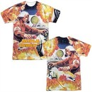 Atari Shirt Missile Command Sublimation T-Shirt Front/Back Print