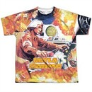 Atari Shirt Missile Command Sublimation Youth T-Shirt
