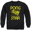Atari Shirt Pong Star Black Tall T-Shirt