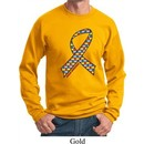 Autism Awareness Ribbon Sweatshirt