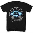 Back To The Future Shirt Speedometer Black T-Shirt
