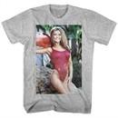 Baywatch Shirt Carmen Athletic Heather T-Shirt