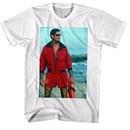 Baywatch Shirt Hoff On The Beach White T-Shirt