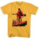 Baywatch Shirt Mitch Gold T-Shirt