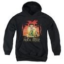 Betty Boop Kids Hoodie Hulaboop Black Youth Hoody