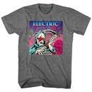 Bill And Ted Shirt Electric Hell Athletic Heather T-Shirt