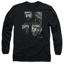 Billions Long Sleeve Shirt Currency Poster Black Tee T-Shirt
