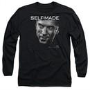 Billions Long Sleeve Shirt Self Made Black Tee T-Shirt