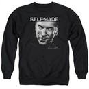 Billions Sweatshirt Self Made Adult Black Sweat Shirt