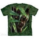 Black Panther Shirt Tie Dye Adult T-Shirt Tee