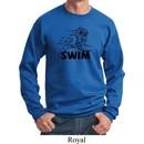 Black Penguin Power Swim Sweatshirt