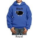 Black Sheep of the Family Funny Kids Hoodie