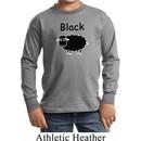 Black Sheep of the Family Funny Kids Long Sleeve Shirt