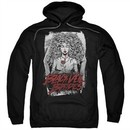 Black Veil Brides Hoodie Coffin Queen Black Sweatshirt Hoody