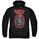 Black Veil Brides Hoodie Santa Muerte Black Sweatshirt Hoody