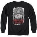 Black Veil Brides Sweatshirt Coffin Queen Adult Black Sweat Shirt