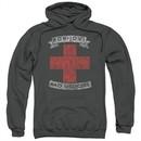 Bon Jovi Hoodie Bad Medicine Charcoal Sweatshirt Hoody