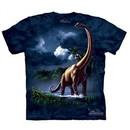 Brachiosaurus Dinosaurs Kids Shirt Tie Dye Prehistoric T-shirt Youth