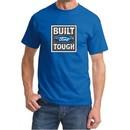 Built Ford Tough Shirt Ford Logo Mens Royal Tee T-Shirt