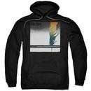 Bush Hoodie Feather Black Sweatshirt Hoody