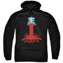 Carrie Hoodie Bucket Of Blood Black Sweatshirt Hoody
