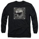 CBGB Shirt The Front Door Long Sleeve Black Tee T-Shirt
