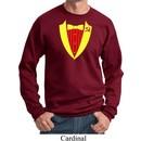 CCCP Basic Tuxedo Sweatshirt