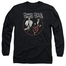 Cheap Trick Long Sleeve Shirt Band Black Tee T-Shirt
