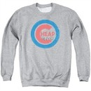 Cheap Trick Sweatshirt Cub 3 Adult Athletic Heather Sweat Shirt