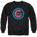 Cheap Trick Sweatshirt Cub 4 Adult Black Sweat Shirt
