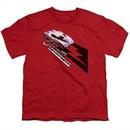 Chevy Kids Shirt Split Window Stingray Red T-Shirt