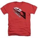 Chevy Shirt Split Window Stingray Heather Red T-Shirt