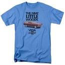 Chevy Shirt Vega Woody Light Blue T-Shirt