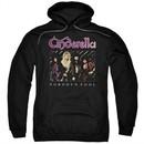Cinderella Hoodie Nobody's Fool Black Sweatshirt Hoody