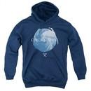 Circa Survive Kids Hoodie Storm Navy Blue Youth Hoody