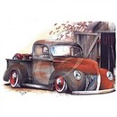 Woodie Truck T-Shirts