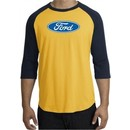 Ford Logo Raglan Shirt