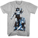 Conan the Barbarian Shirt Vintage Athletic Heather T-Shirt