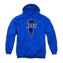 Concord Music Group Youth Hoodie Volt Logo Royal Kids Hoody