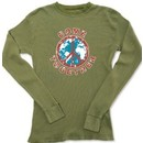 Peace Sign Thermal