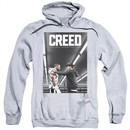Creed Hoodie Movie Poster Athletic Heather Sweatshirt Hoody